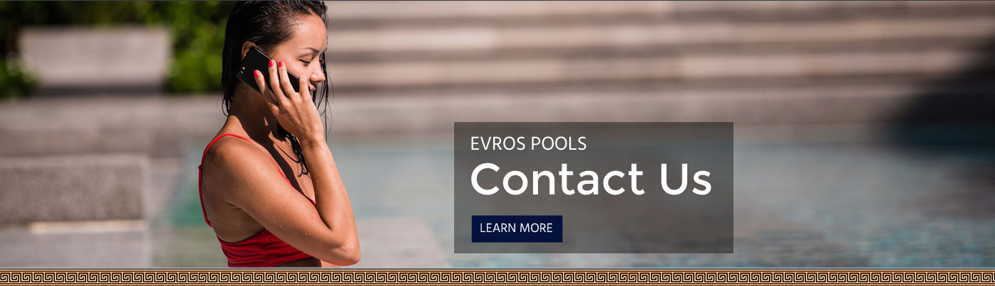 Contact Evros Pools - Concrete Pool Repair, NJ