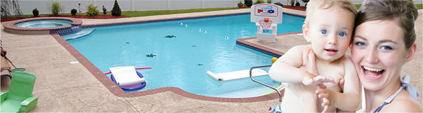 Concrete Pool Services, NJ